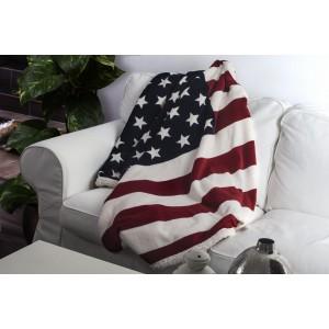 PATURA FLEECE USA 127X160 CM