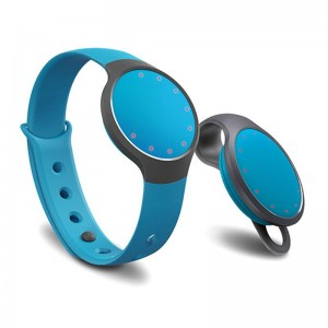 FITNESS WRISTBAND MISFIT FLASH BLUE