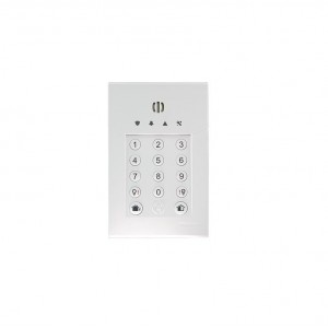 WIRELESS KEYPAD WITH LIGHT & SIREN