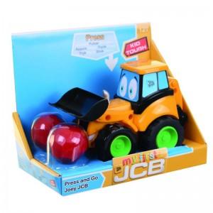 Primul meu JCB - Press n Go Joey