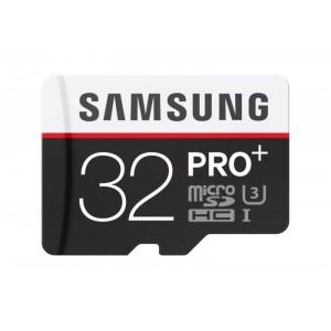 MICROSDHC PRO 32GB CL10 UHS1 W/O SM