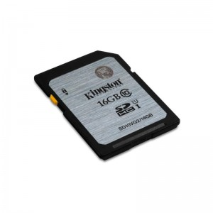 SDHC 16GB CL10 UHS-I KS