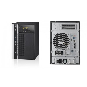 THECUS NAS 6BAY TWR INTEL G620 2.6 2GB