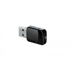 DLINK ADAPT USB AC600 DUAL-B MICRO