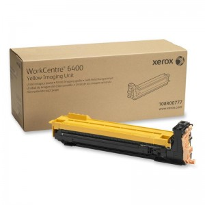 XEROX 108R00777 YELLOW DRUM CARTRIDGE