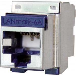 NEXANS CONECT CAT6 ECRANAT 10G SNAP-IN