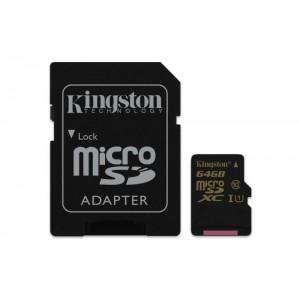 MICROSDHC 16GB CL10 UHS-I 90R/45W KS