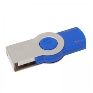 USB 16GB KS DATA TRAVELER 101 G3 BLUE