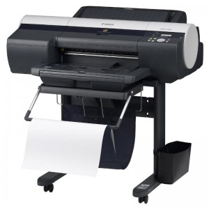 CANON IPF5100 A2 LARGE FORMAT PRINTER