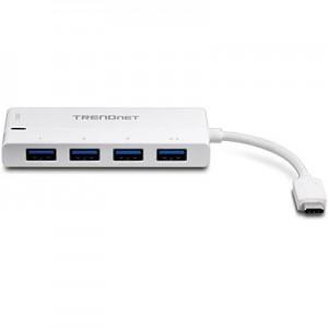 TD USB-C TO 4-PORT USB 3.0 HUB TUC-H4E2