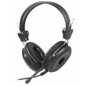CASTI A4TECH HS-30 HEADPHONE BLACK