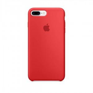 AL IPHONE 7 PLUS SILICON CASE RED