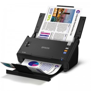 EPSON DS-520N A4 SCANNER