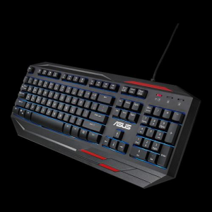 AS TASTATURA USB ROG GK100 BK