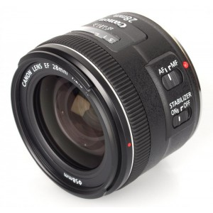 LENS CANON EF 28/2,8 IS USM
