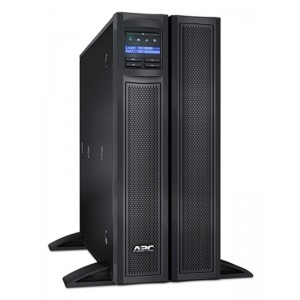 APC SMART-UPS X 2200VA RACK/TOWER LCD