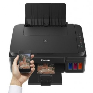 CANON G2400 CISS COLOR INKJET MFP