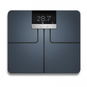 CANTAR GARMIN INDEX SMART SCALE BLACK