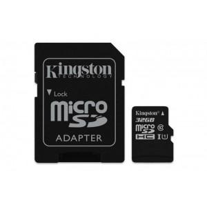 MICROSDHC 32GB CL10 UHS-I KS W AD SD