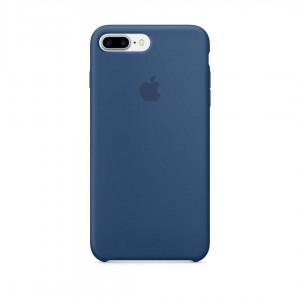 AL IPHONE 7 PLUS SILICON CASE OCEAN BLUE
