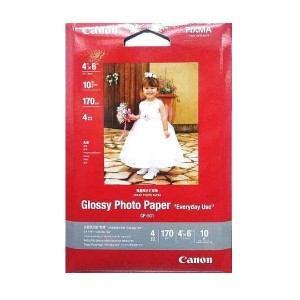 CANON GP-501S10 PHOTO PAPER