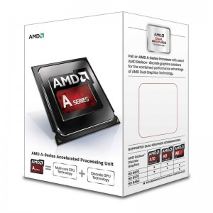 AD CPU A8-7600 KAVERI AD7600YBJABOX