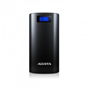 POWERBANK ADATA P20000D 20000MAH BLACK