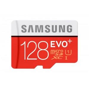 MICROSDXC EVO 128GB CL10 UHS1 W/ AD SM