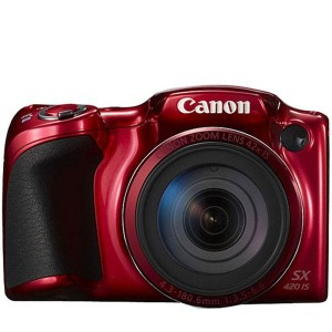 PHOTO CAMERA CANON SX420IS RED EU23