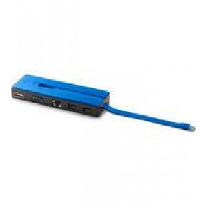 HP HP USB-C TRAVEL DOCK