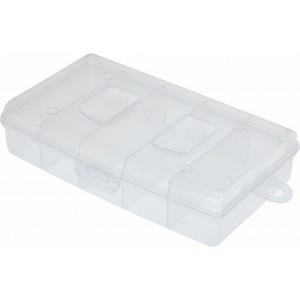 CUTIE PLASTIC 19.8 X 11.7 X 4.5CM,TRANSP