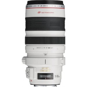 LENS CANON EF 28-300MM F/3,5-5,6 L IS US