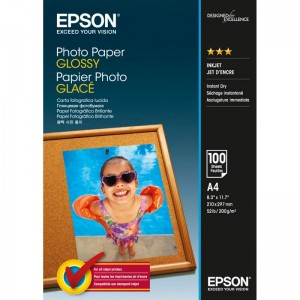 EPSON S042540 A4 GLOSSY PHOTO PAPER