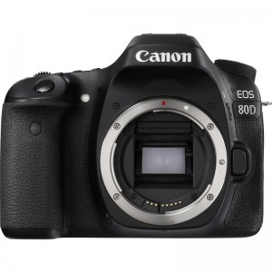 PHOTO CAMERA CANON 80D BODY