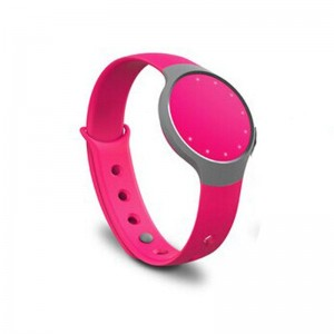 FITNESS WRISTBAND MISFIT FLASH PINK