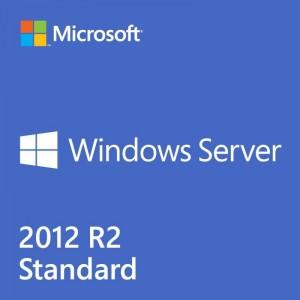 LIC OEM WIN 2012 SRV STD R2 2CPU/2VM