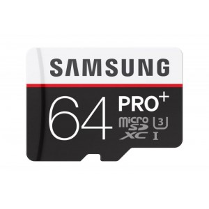 MICROSDXC PRO PLUS 64GB CL10 UHS1 W/O SM