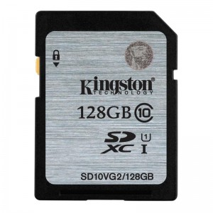 SDXC 128GB CL10 UHS-I KS