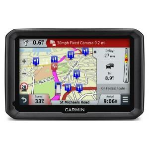 GPS GARMIN DEZL 570LMT 5.0