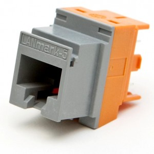 LANmark-5 Evo Snap-In Connector Cat 5e U
