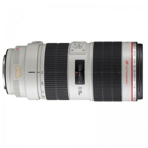 LENS CANON EF 70-200/4 L IS USM