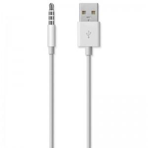 AL CABLE USB IPOD SHUFFLE