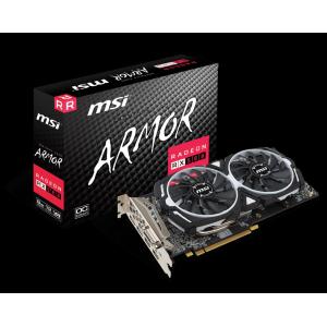 VIDEO MSI PCIe RADEON RX 580 ARMOR 8G OC