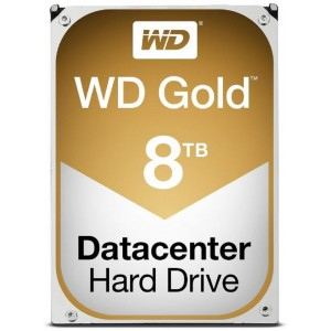 WD HDD3.5 8TB SATA WD8003FRYZ