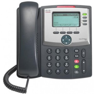IP Phone CISCO SPA504G 4 line Monochrome