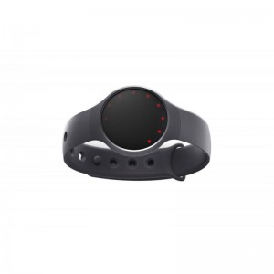 FITNESS WRISTBAND MISFIT FLASH BLACK