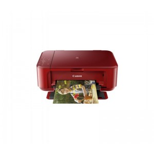 CANON MG3650 RED A4 COLOR INKJET MFP