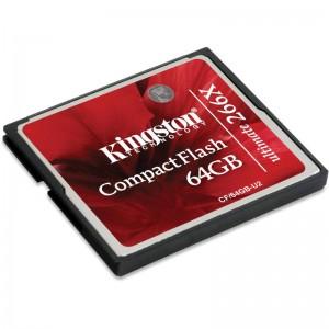 COMPACT FLASH 64GB ULTIMATE 266X KS