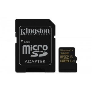 MICROSDHC 32GB CL10 UHS-I 90R/45W KS