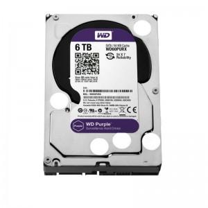 WD HDD3.5 6TB SATA WD60PURX